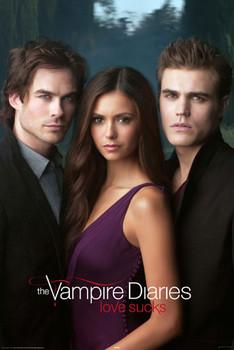 Poster VAMPIRE DIARES - triangle