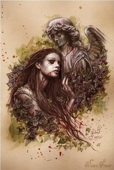 Poster Victoria Frances - el amor