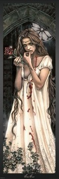 Poster Victoria Frances - rose door