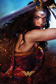 Póster  Wonder Woman - Wonder