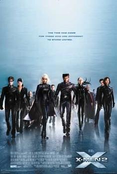 Poster X-MEN 2 - group