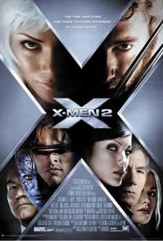 Poster X-MEN 2 - international campaign