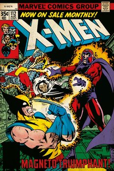 Poster X-Men - Magneto Triumphant