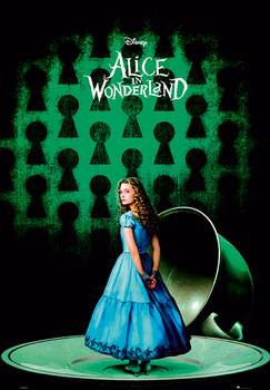 ALICE IN WONDERLAND - alice Poster