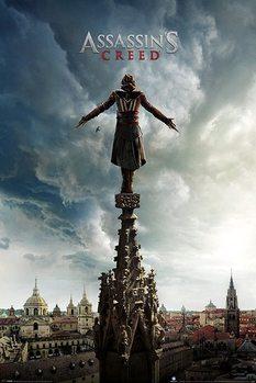 Assassin's Creed - Spire Teaser Poster