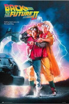Poster Back to the Future 2