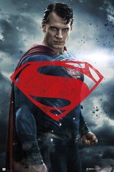 Poster Batman Vs Superman - Superman