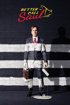 Better Call Saul - Paint Poster
