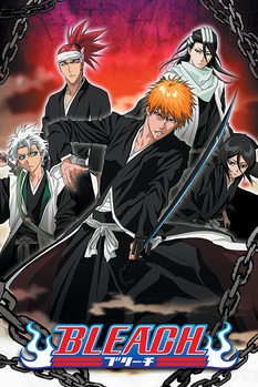 Bleach - Chained Poster