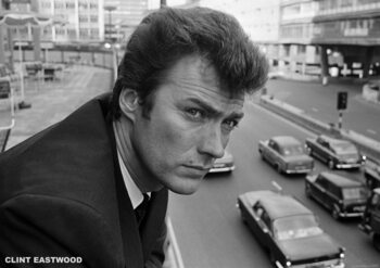 Poster Clint Eastwood - Traffic