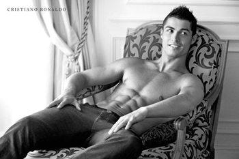 Cristiano Ronaldo Poster