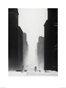 David Cowden - The Big City Reproducere