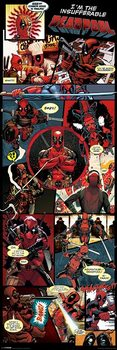 Deadpool - Panels Poster