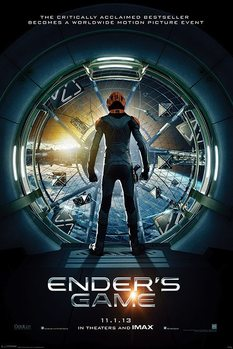 ENDERS GAME - teaser Poster
