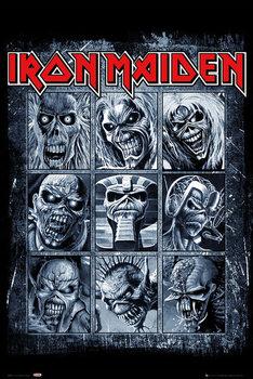 Iron Maiden - Eddies Poster
