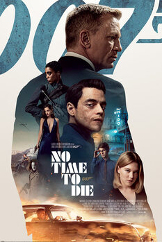 Poster James Bond: No Time To Die - Profile