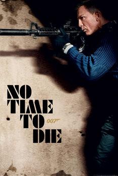 Poster James Bond: No Time To Die - Stalk
