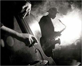 Jazz Art Print Nick White Poster