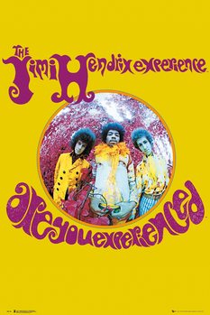 Jimi Hendrix - Experience Poster
