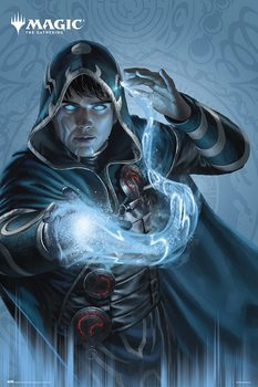 Magic The Gathering - Jace Poster