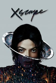 Michael Jackson -  Xscape Poster