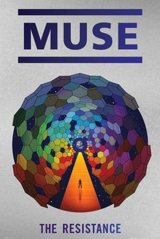 Muse - the resistance Poster