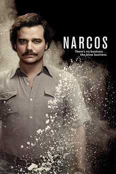 Narcos - Blow Business Poster