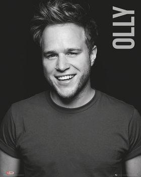 Olly Murs - Black & White Poster