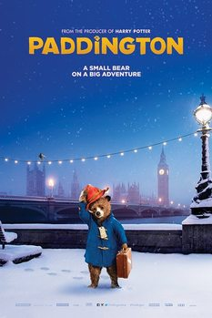 Paddington - One Sheet Poster