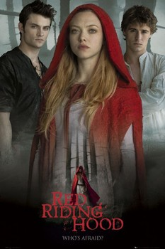 RED RIDING HOOD - group Poster