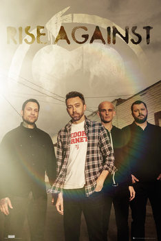 Rise Against - Band Poster
