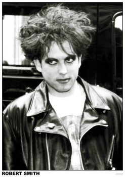 Poster Robert Smith - Leather Jacket