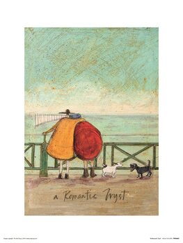 Sam Toft - A Romantic Tryst Reproducere