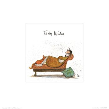 Sam Toft - Forty Winks Reproducere