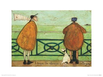 Sam Toft - I Hope I'm Always With You Reproducere