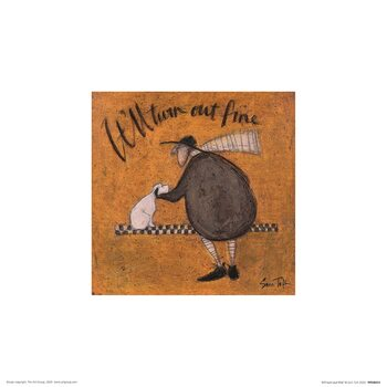 Sam Toft - It'll Turn Out Fine Reproducere