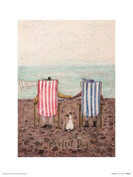 Sam Toft - Perfect Day Reproducere