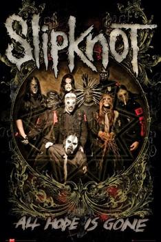 Slipknot - is gone Poster