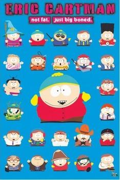 South Park - eric cartman Poster