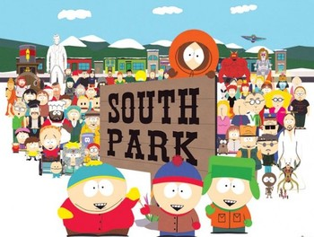 SOUTH PARK - opening Poster