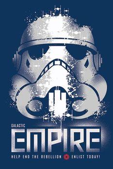 Star Wars Rebels - Enlist Poster