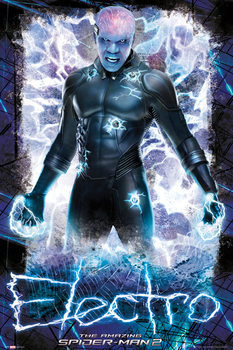 THE AMAZING SPIDERMAN 2 - Electro Poster