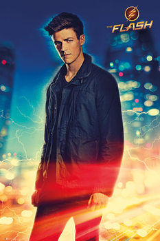 The Flash - Barry Poster
