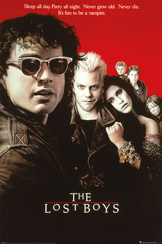 Poster The Lost Boys - Cult Classic