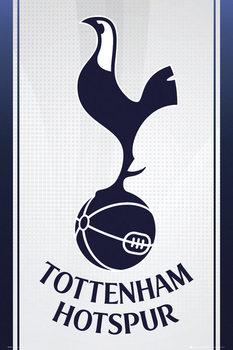 Tottenham Hotspur FC - Club Crest 2012 Poster