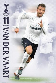 Tottenham Hotspur - van de vaart Poster