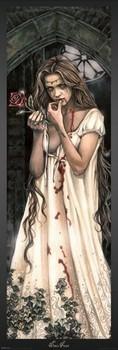 Victoria Frances - rose Poster