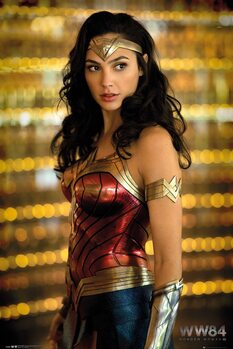 Wonder Woman 1984 - Solo Poster