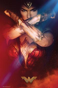 Wonder Woman - Cross Poster