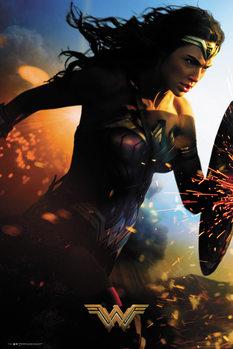 Wonder Woman - Run Poster